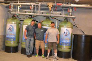 Alma Del Pueblo Commercial Water Sofftern Steve nipper kevin josh