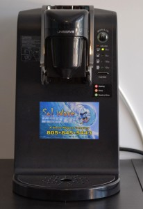 Coffee Brewer for Santa Barbara and Goleta from Sol Wave Water