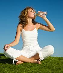 Refreshing Drinking water